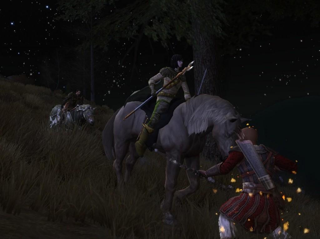 Aracarna cheval