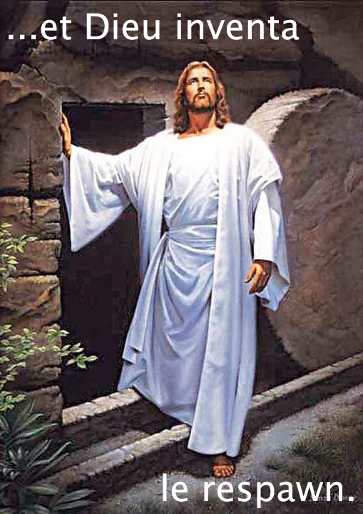 jesus respawn